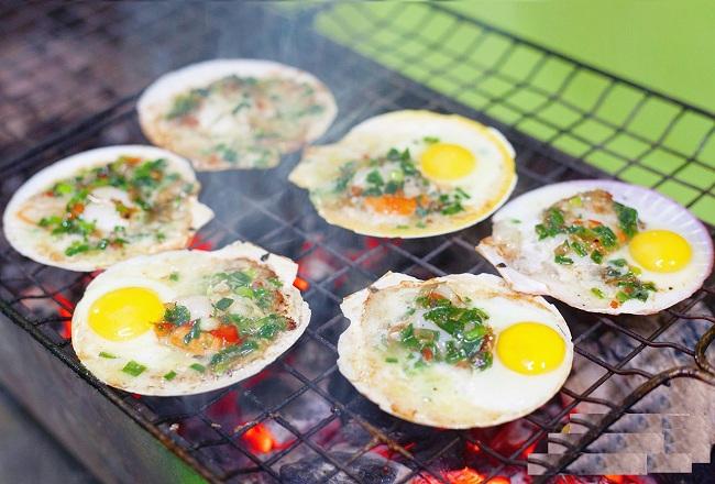 Những món thức ăn đặc sản Quảng Ngãi không thể bỏ qua: Sò điệp