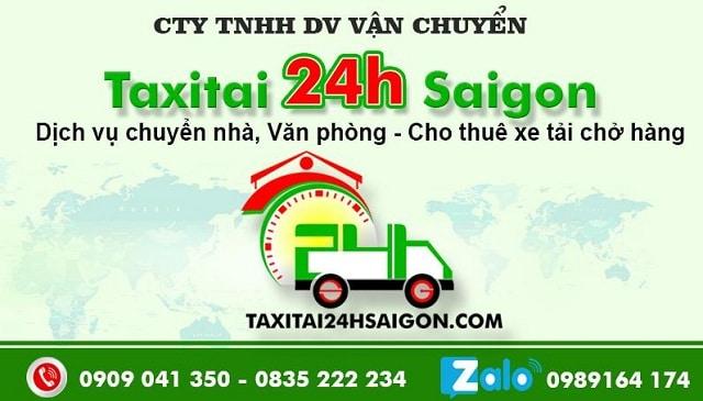 chuyển văn phòng - chuyển nhà taxitai24h