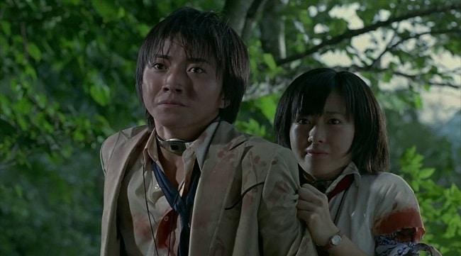 Top 10 phim Nhật hay nhất mọi thời đại: Trò chơi sinh tử