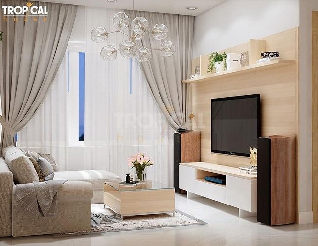 Công ty thiết kế nội thất tropical