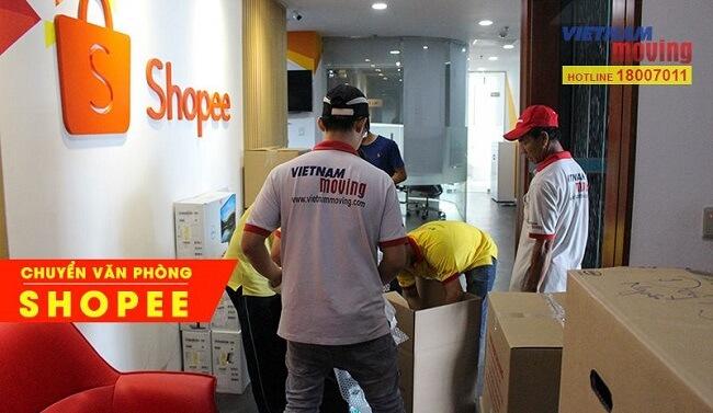 Chuyển văn phòng Việt Nam Moving
