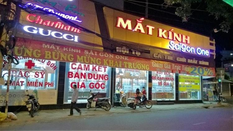 MK Sai Gon One