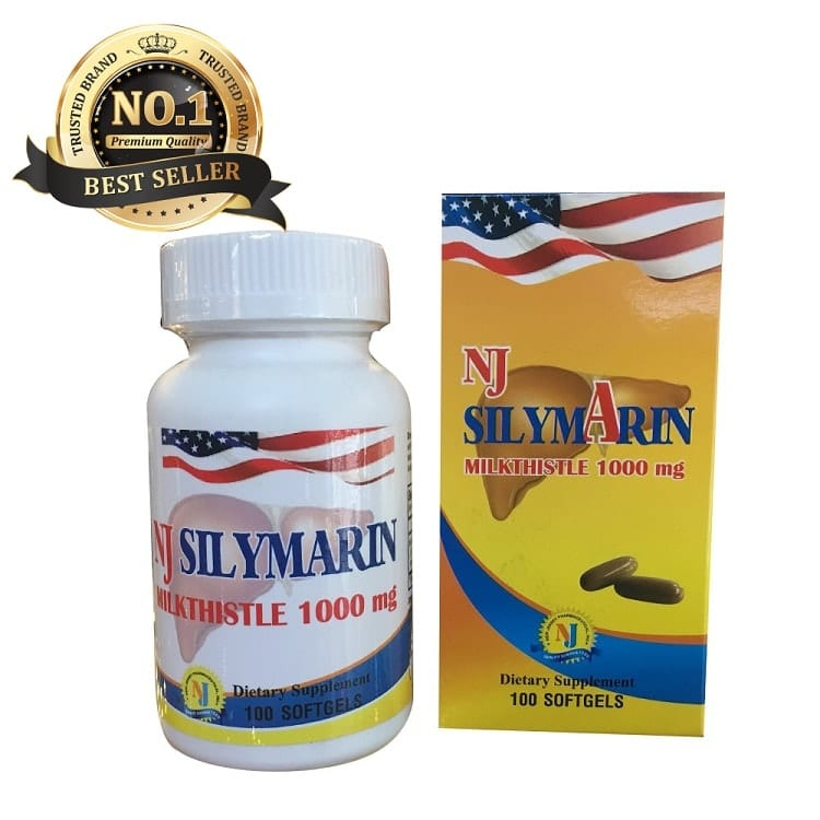 Silymarin MilkThistle 1000mg