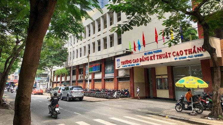 Trường Cao đẳng Kỹ thuật Cao Thắng
