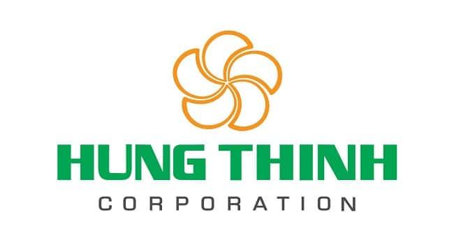 Logo Tập Đoàn BĐS Hưng THịnh