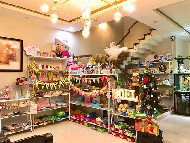 Shop phụ kiện sinh nhật ABO