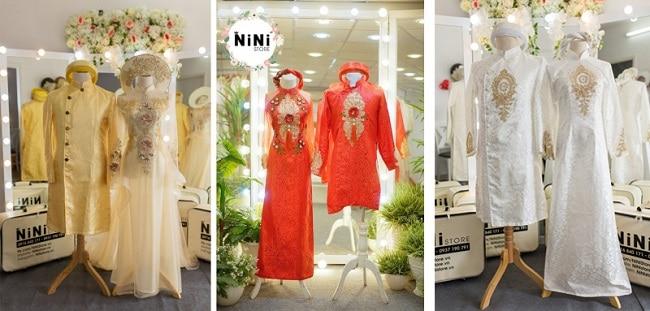 Cho thuê Áo dài cưới Nini Store