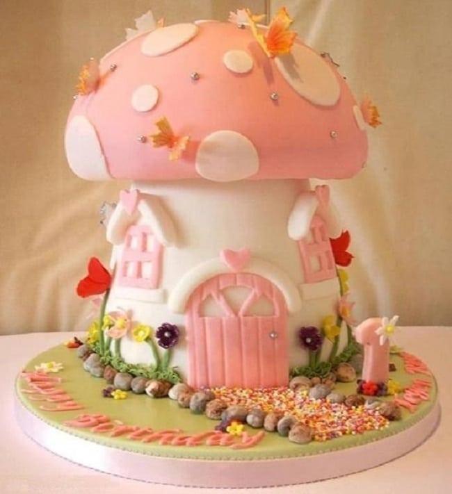 cách trang trí sinh nhật đơn giản tại nhà bằng bánh kem sinh nhật