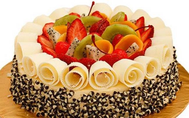 cách trang trí sinh nhật đơn giản bằng bánh kem sinh nhật