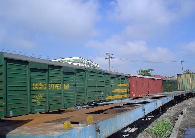 top 10 công ty vận tải lớn & uy tín nhất ở tphcm: vận tải Hỏa Xa