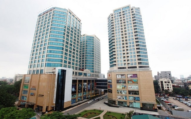 Chung cư Vincom Park Place