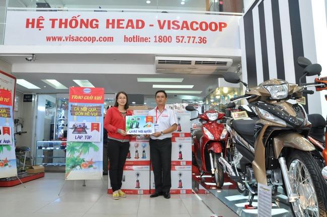 Head VISACOOP