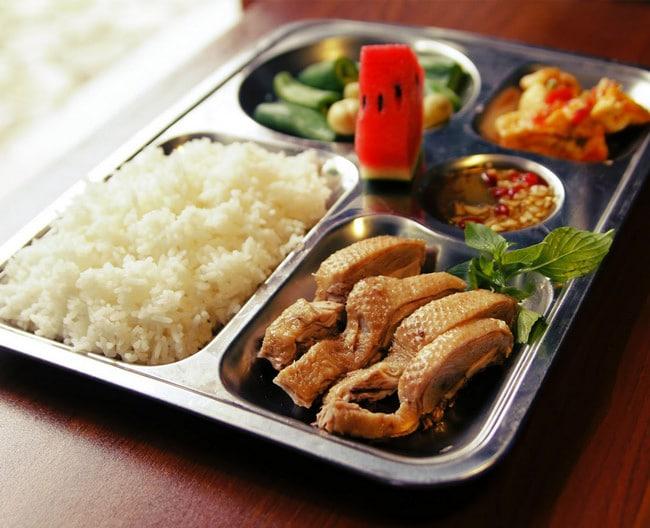 Công ty cổ phần suất ăn An Việt