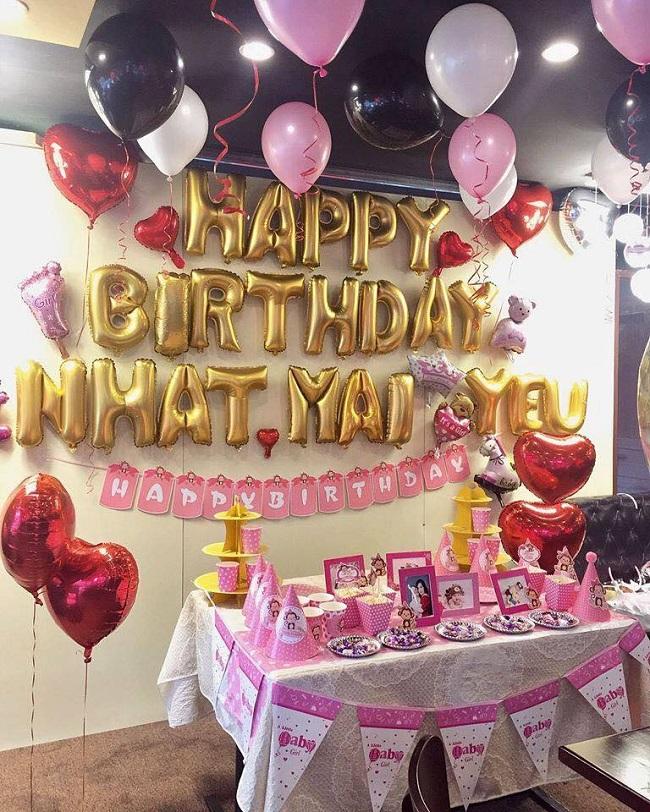 top địa điểm bán bóng bay sinh nhật rẻ và tốt ở tphcm birthday house