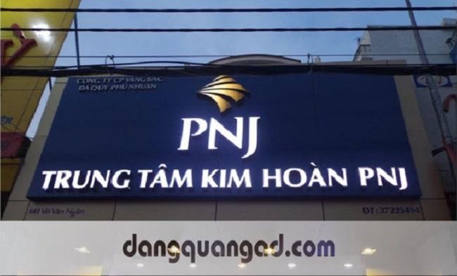 Đăng Quang là top 10 công ty làm bảng hiệu, bảng quảng cáo uy tín nhất TP HCM