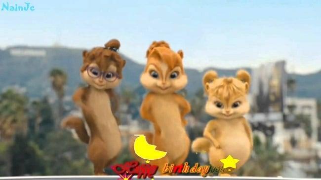 Happy birthday song – Phiên bản Chipmunk là một trong 10 bài hát chúc mừng sinh nhật hay nhất, ý nghĩa nhất