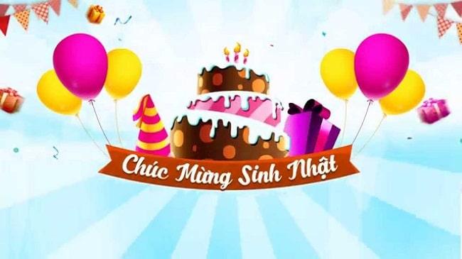 """bài hát """"sinh nhật hồng"""" là một trong 10 bài hát chúc mừng sinh nhật hay nhất, ý nghĩa nhất"""