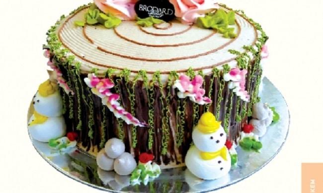 Brodard Bakery là top 10 tiệm bánh sinh nhật ngon, đẹp, chất lượng nhất TP. HCM