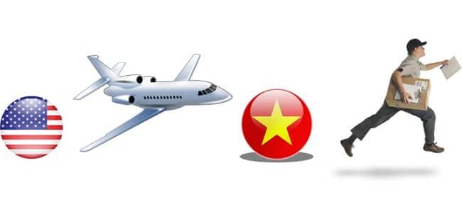 top 10 công ty chuyển phát nhanh uy tín nhất tại tphcm: Công ty Fly Jet Express