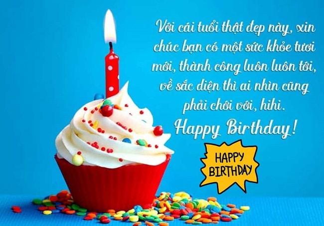 Lời chúc sinh nhật hay cho bạn thân là một trong những lời chúc sinh nhật hay & ý nghĩa nhất