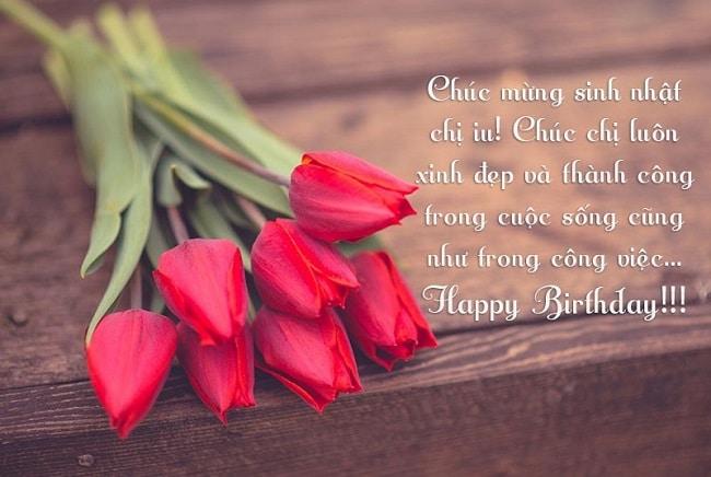 Lời chúc sinh nhật hay cho chị gái là một trong những lời chúc sinh nhật hay & ý nghĩa nhất