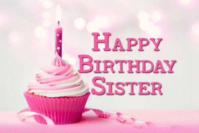 Lời chúc sinh nhật hay cho em gái là một trong những lời chúc sinh nhật hay & ý nghĩa nhất