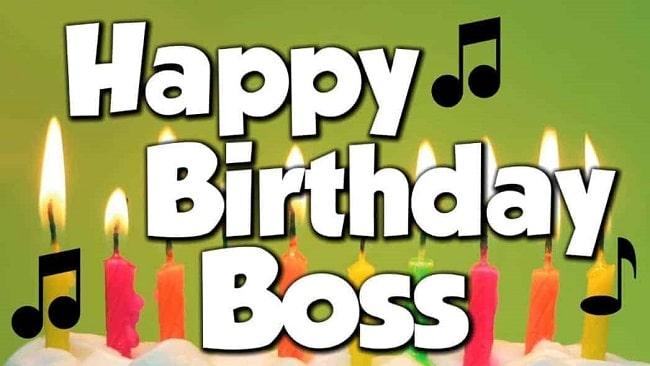 Lời chúc sinh nhật hay cho sếp là một trong những lời chúc sinh nhật hay & ý nghĩa nhất