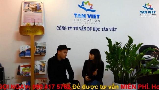 Công ty tư vấn du học Tân Việt