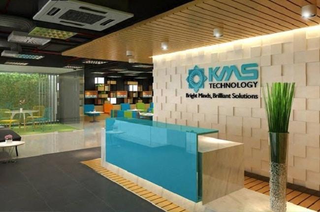 KMS là công ty lập trình app uy tín nhất việt nam