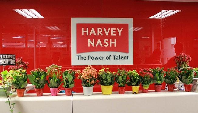 HarveyNash là công ty lập trình app uy tín nhất việt nam