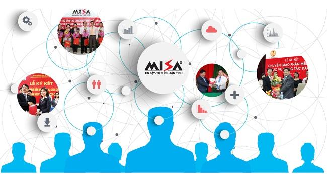 MISA là công ty lập trình app uy tín nhất việt nam