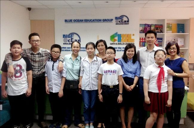 Công ty tư vấn du học Blue Ocean