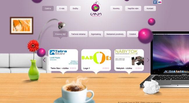 Công ty dịch vụ - quảng cáo web tiện ích