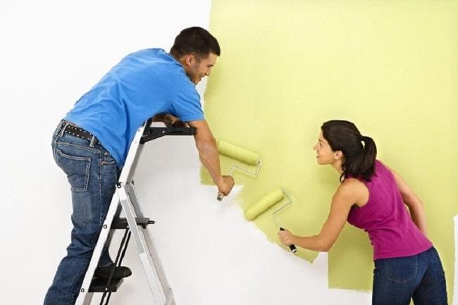 Dịch vụ sơn nước Hoàng Quân là công ty dịch vụ sơn nước tại TP HCM