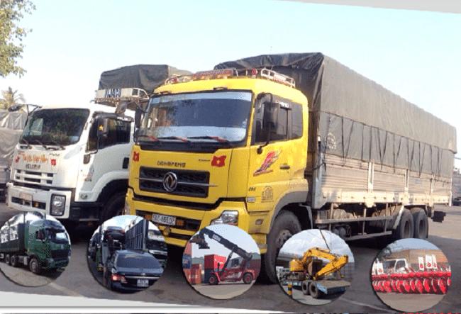 Vận tải Hà Lâm là công ty dịch vụ vận chuyển hàng hóa bắc nam