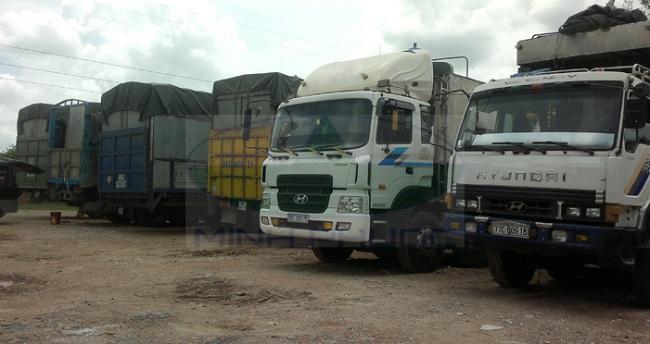 vận tải Minh Phước là công ty dịch vụ vận chuyển hàng hóa bắc nam