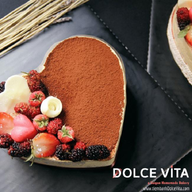 Dolce Vita là Top 10 tiệm bánh sinh nhật ngon, đẹp, chất lượng nhất TP. HCM
