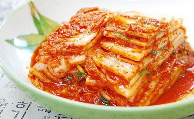 Kim chi Hàn Quốc nhà làm