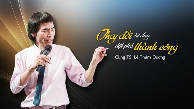 Diễn giả Lê Thẩm Dương