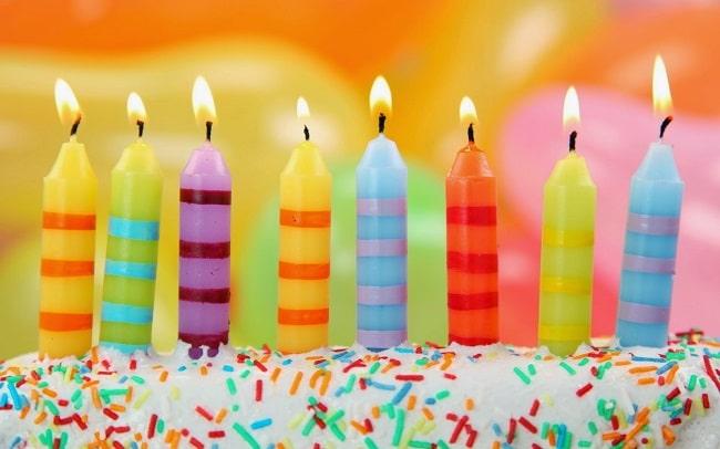 bong bóng sinh nhật bảo an là địa điểm bán nến sinh nhật rẻ và tốt ở tphcm