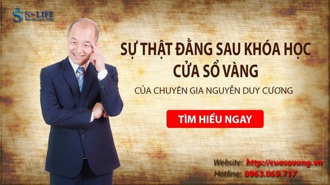 Diễn giả Nguyễn Duy Cương