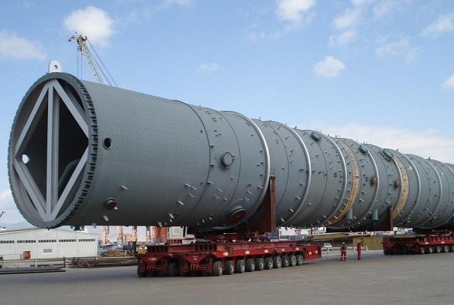 công ty vận chuyển hàng siêu trường siêu trọng tại tphcm Project Shipping