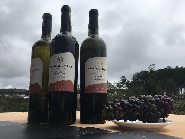 Rượu vang Đà Lạt