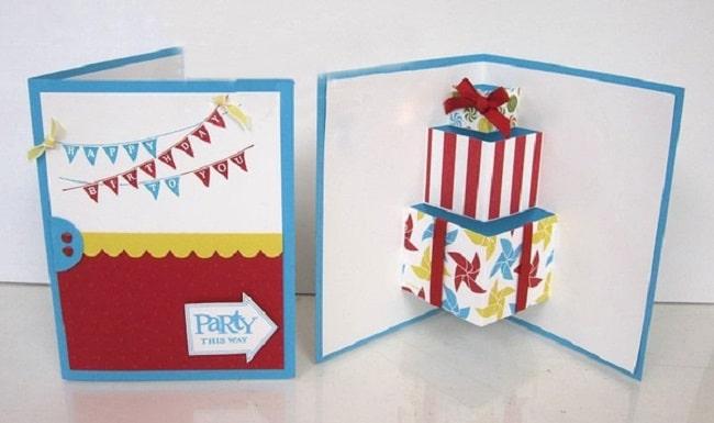 2 bé bé concept là địa chỉ bán thiệp sinh nhật đẹp nhất tphcm