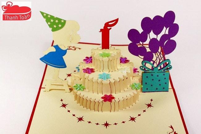 Cơ sở Thanh Toàn là địa chỉ bán thiệp sinh nhật đẹp nhất ở tphcm