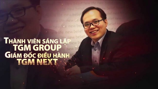 Diễn giả Trần Đăng Khoa