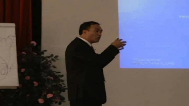 Diễn giả Trần Thành Nam