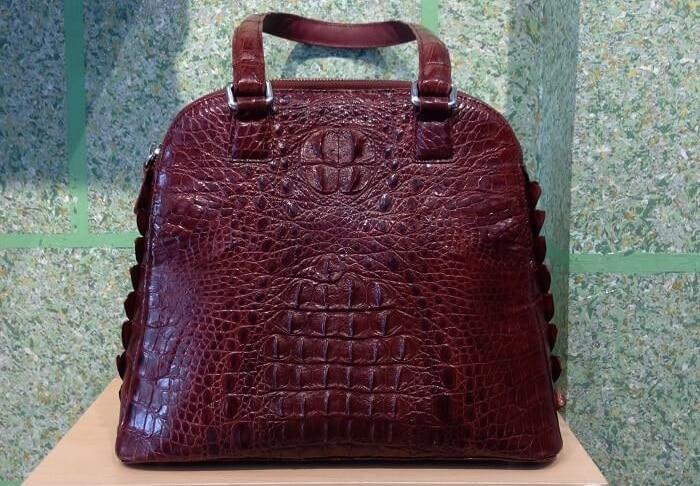 Túi xách da tay cá sấu hàng hiệu cao cấp uy tín tại tphcm