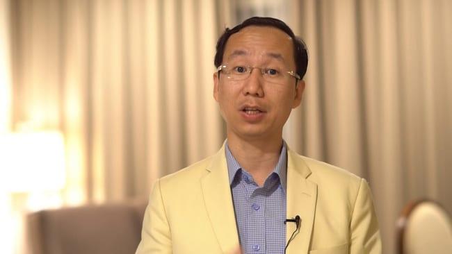 Diễn giả Vương Hữu Hùng