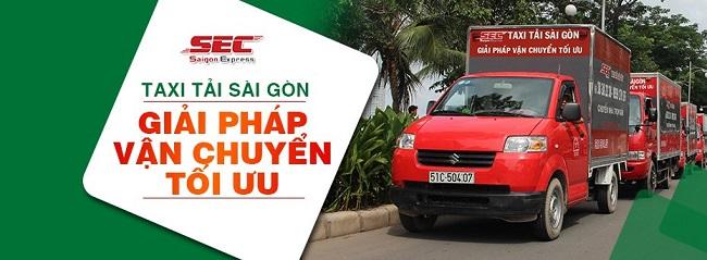 Dịch vụ thuê xe tải tphcm công ty Sài Gòn Express